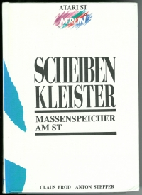Cover of Scheibenkleister
