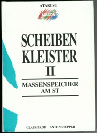 Cover of Scheibenkleister II